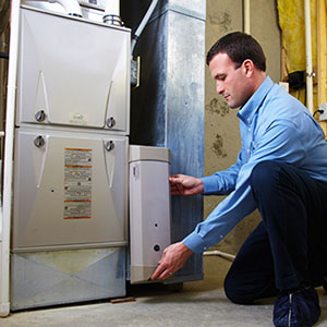 Our furnace rentals include installation, as soon as the very next day.