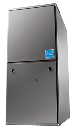 A new high-efficiency home furnace.